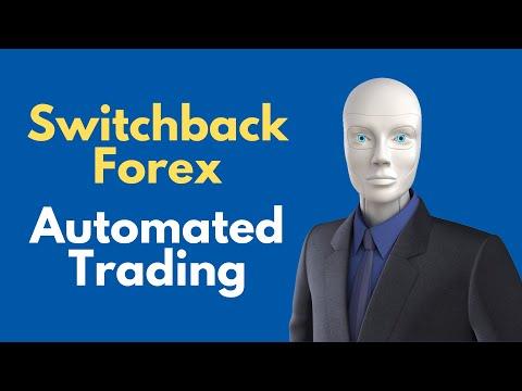 cTrader Switchback Forex cBot Software