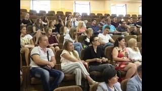 2016-09-13 г. Брест. Школа будущих бизнесменов в г. Бресте. Новости на Буг-ТВ.
