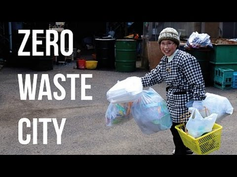 Kamikatsu, the Zero Waste city in Japan