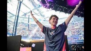 The Rise of Bugha... (16 Year Old that Won the Fortnite World Cup)