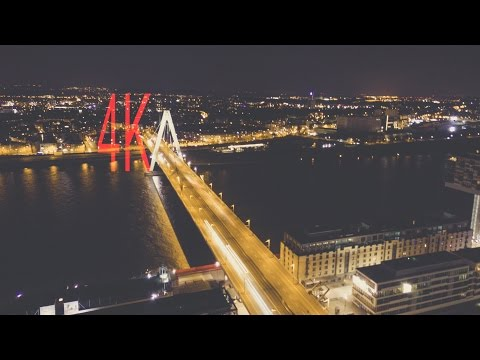 Travel Germany Köln Cologne 4K DJI  drone