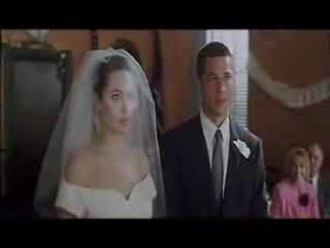 Download Mr. and Mrs. Smith- Hot Wedding Kiss