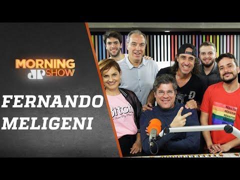 Fernando Meligeni Fininho - Morning Show - 030719