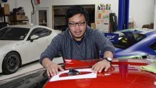 Gambar cover BeatSonic Version 2 Sharkfin Antenna Install DIY - Scion FRS and Subaru BRZ