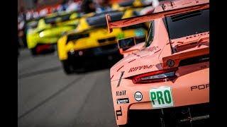 Crazy battle - 2018 Le Mans 24 Hours - Michelin Motorsport
