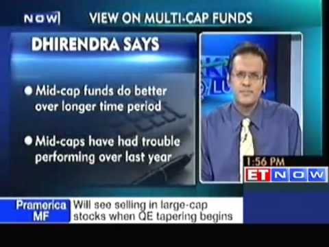 Invest in multi-cap funds for diversification: Dhirendra