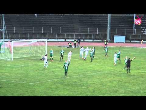 Coupe de France Football Féminin - AS Véore Montoison contre l\'Olympique Lyonnais