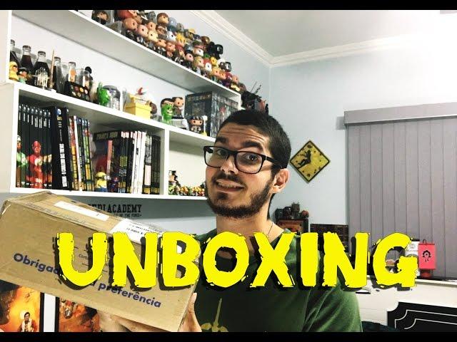 Unboxing Treasure Box Animes Julho Rede Manchete