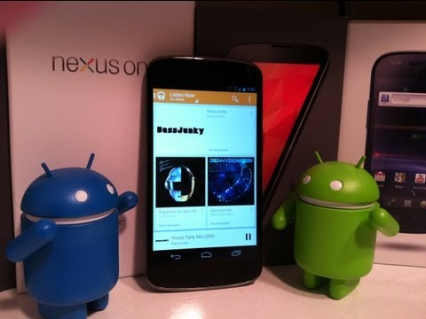 Google Play Music All Access: Review
