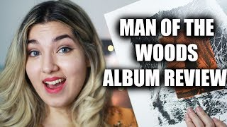 JUSTIN TIMBERLAKE MAN OF THE WOODS ALBUM REVIEW