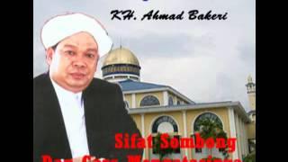 Ceramah Agama oleh Guru Ahmad Bakeri - sifat sombong dan cara mengatasinya