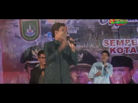 SIGMA NASYID lagu pertama di Panggung Seni Rakyat Kota Dumai 2017