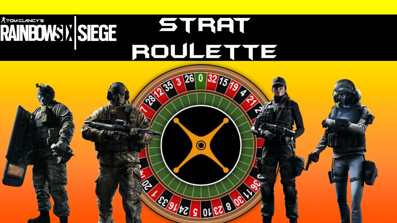 strat roulette 1 rainbow six siege youtube. Black Bedroom Furniture Sets. Home Design Ideas