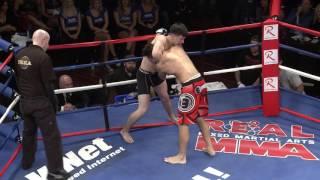 Real MMA 13 - Ray Ostrander vs Eder Dominguez