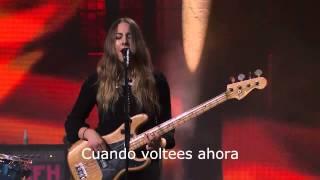 go slow haim traducida al español