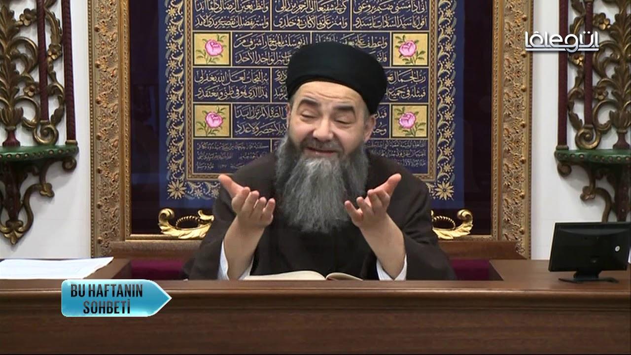 26 Mart 2019 Tarihli Bu Haftanın Sohbeti - Cübbeli Ahmet Hocaefendi Lâlegül TV