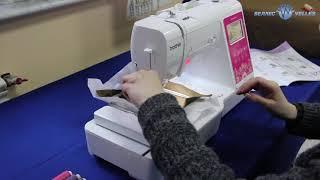 видео Особенности вышивальных машин