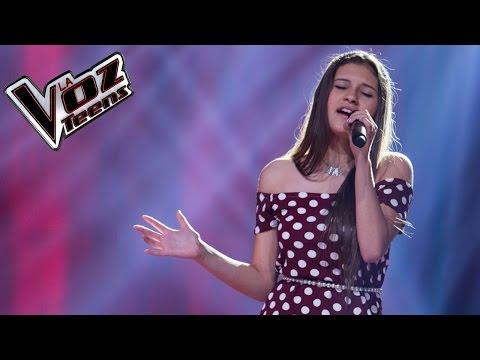 Nicole canta 'Pero me acuerdo de ti' | Audiciones a ciegas | La Voz Teens Colombia 2016