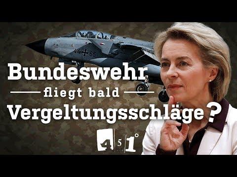 Fliegt die Bundeswehr bald Vergeltungsschläge? | Syrien-Krieg | 451 Grad