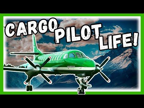 Cargo Pilot Jobs - Flying The Metroliner - Key Lime Air