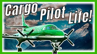 Gambar cover Cargo Pilot Jobs - Flying the Metroliner - Key Lime Air