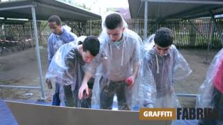 graffiti-fabriek - graffiti activiteit workshopdag