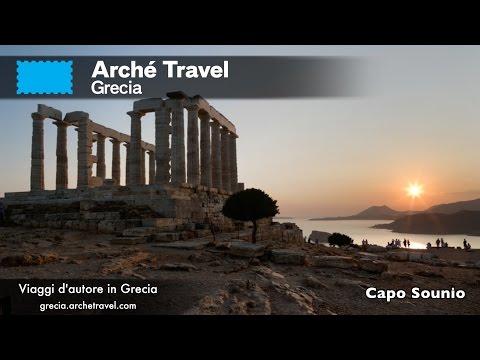 Capo Sounio   Arché Travel Grecia