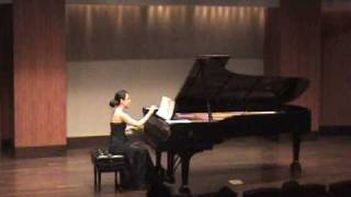 "Jenny Q Chai plays John Cage ""Wonderful Widow of Eighteen Springs/Nowth Upon Nacht"""