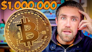 Bitcoin to $1,000,000 Million Dollars.