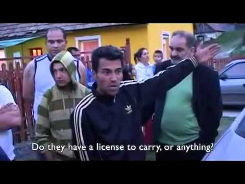 Roma living in fear in Hungary