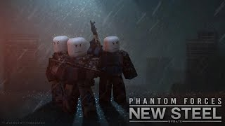 Roblox [New Steel II] Phantom Forces Live1 -HarryPlayz