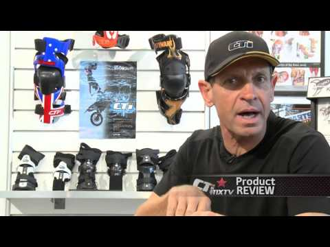 MXTV Product Review - CTi Custom Knee Braces