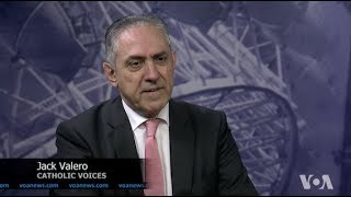 Jack Valero interviewed in a news item on the German Catholic Church abuse report - Voice of America