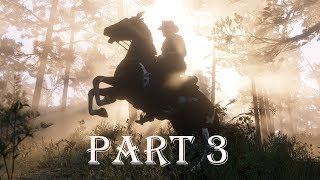 "Red Dead Redemption 2 Walkthrough - Part 3 - ""Bar Fights and Debt Collection"" - (XBOX ONE)"