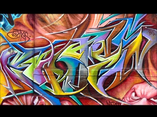 CORTESNYC: Meeting Of Styles @5Pointz 2010 (HD)