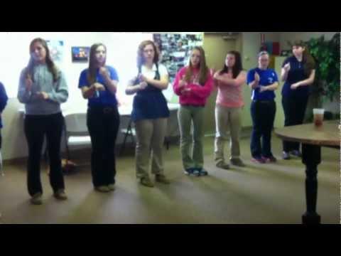Peniel Baptist Academy ASL Practice