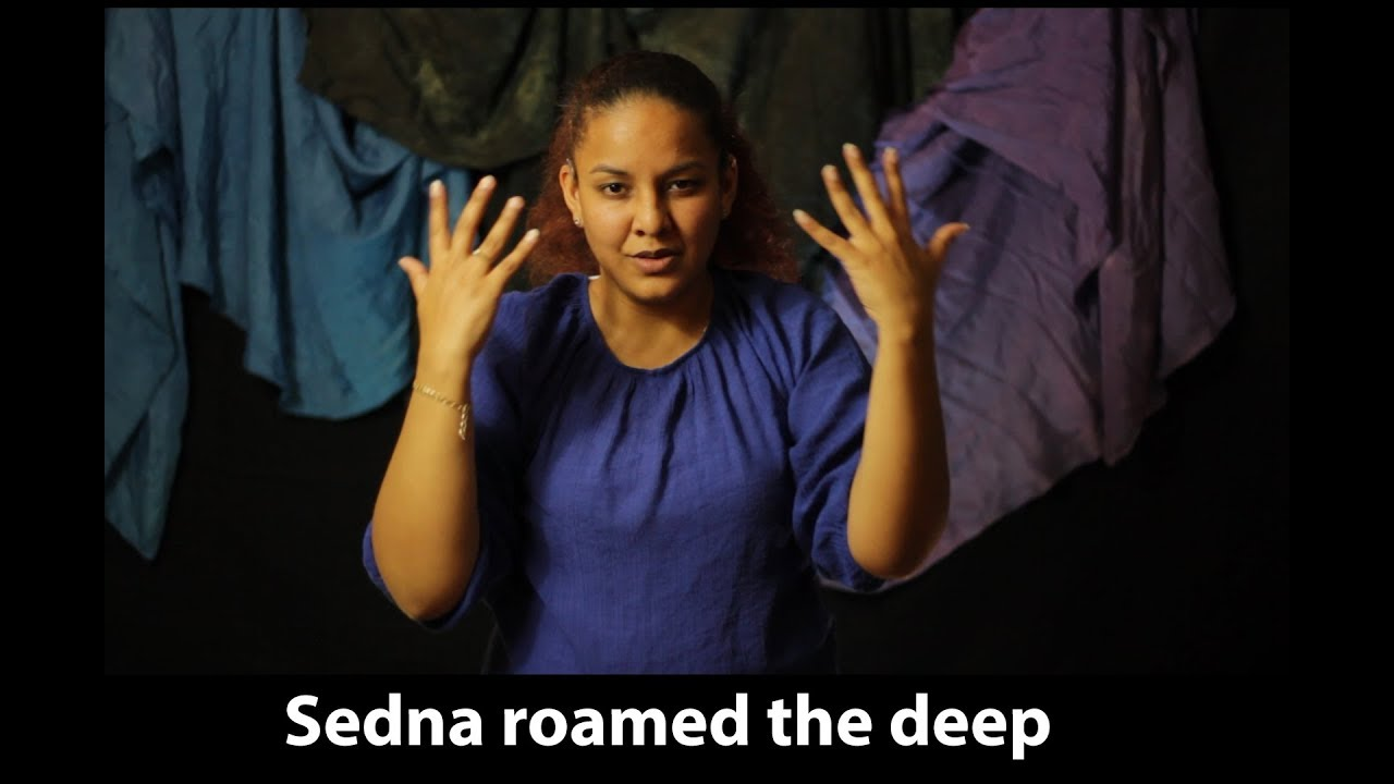 sedna by heather dale the inuit creation myth retold in