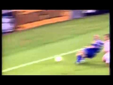 Goal! Ravanelli. 1996. Juventus - Ajax
