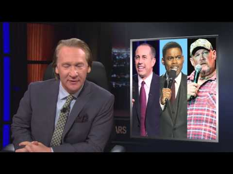Real Time with Bill Maher: New Rule – Learn How to Take a Joke (HBO)