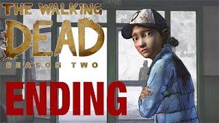 THE BIG DECISION | THE WALKING DEAD SEASON 2 #14