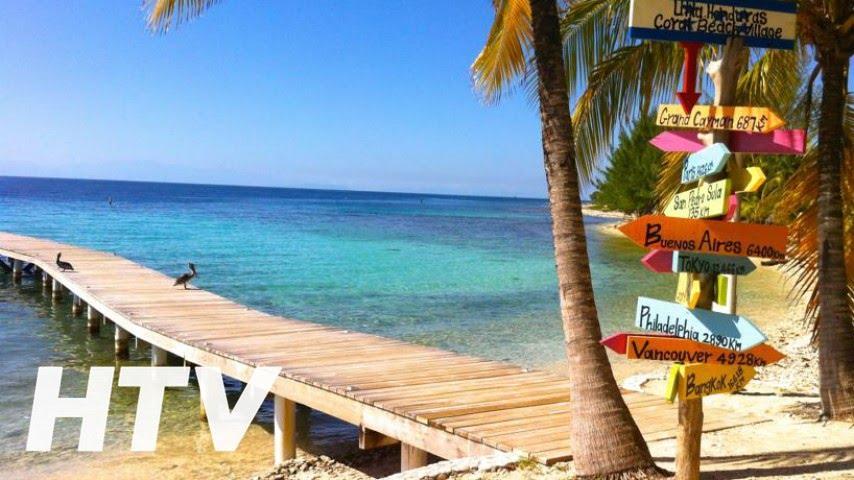 C Beach Village Resort Hotel En Utila Honduras