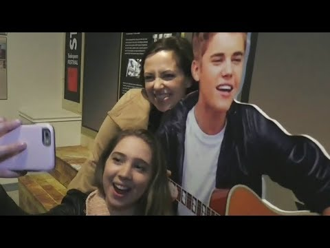 Bieber fever: Ont. museum's Bieber exhibit talk of the town