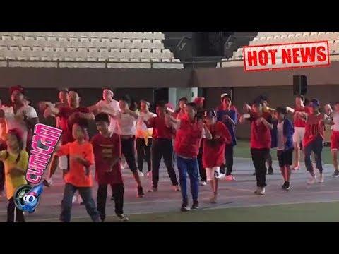 Hot News! Intip Keseruan Syuting Video Klip 'Ayo Nonton' Asian Games - Cumicam 26 Juni 2018
