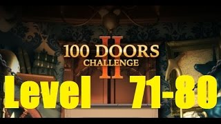 100 Doors Challenge 2 Level 81 90 Walkthrough 100 дверей эпичный