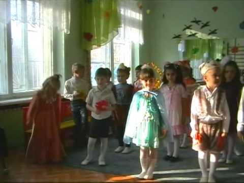 Песня Осенняя.wmv