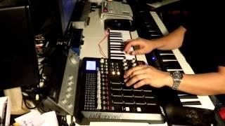 """CME XKeys x AKAI MPD32 x FL Studio """"Role Reversal""""- rafikoncept"""