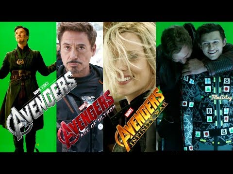 Avengers(1,2,&,3) Hilarious Bloopers and Gag Reel | Avengers: Endgame Special