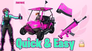 How to Unlock New Valentines Day Wrap | Fortnite Battle Royale | Cuddle Hearts Unlock