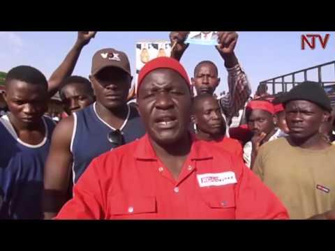 Amasasi ganyoose e Bugiri nga Poliisi yezooba n'abawagizi ba Basalirwa