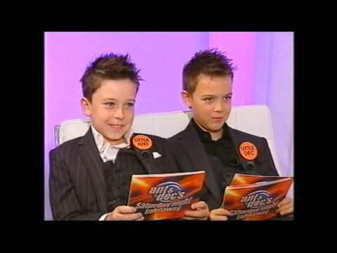 Robbie Williams - interview with Little Ant & Dec